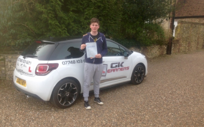 driving lessons in St.Albans George Wood