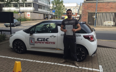 driving lessons in St.Albans Mike Matthews