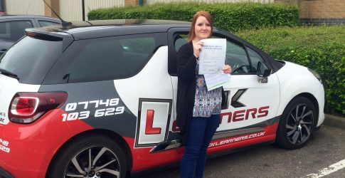 driving lessons Hemel Hempstead Rachel Wallis