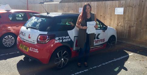 driving lessons Hemel Hempstead Shannon Cartwirght