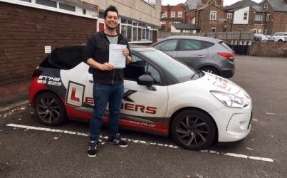 driving lessons Hemel Hempstead Damien Rogers