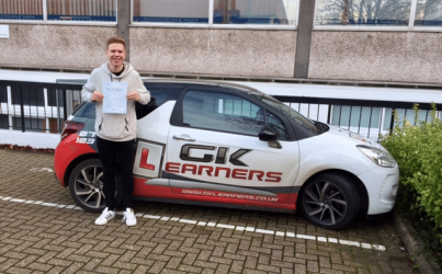 driving lessons Hemel Hempstead Tomas Cheeseman