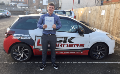driving lessons in Hemel Hempstead Joe Barden