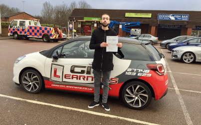 driving lessons in st albans mark bell