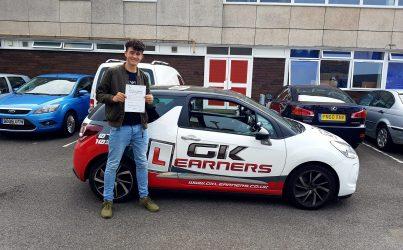 driving lessons in Hemel Hempstead Ben Johnston