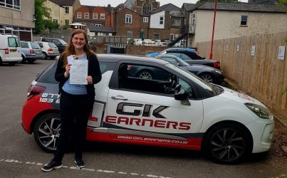 driving lessons in Hemel Hempstead Elizabeth White