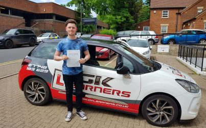 driving lessons in Hemel Hempstead Jamie Ridge