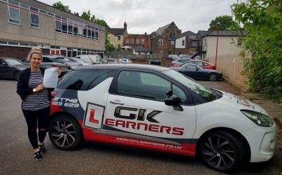 driving lessons in Hemel Hempstead Lauren Baker