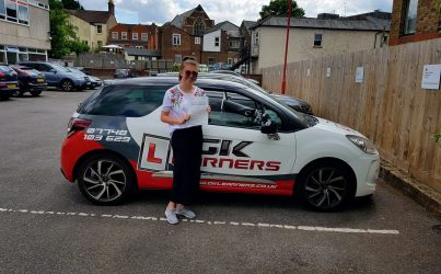 driving lessons in Hemel Hempstead Millie Price