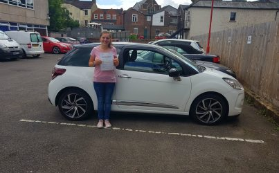 driving lessons in Hemel Hempstead Kate Jenkins