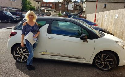 driving lessons in Hemel Hempstead Lena Dawkins