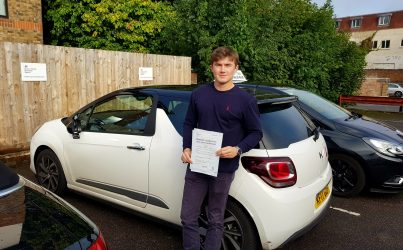 driving lessons in Hemel Hempstead Freddie Walters