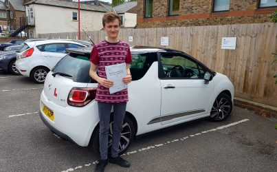 driving lessons in Hemel Hempstead Liam Hale
