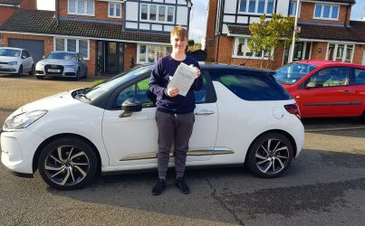 Driving Lessons in Hemel Henmpstead Harry Todd