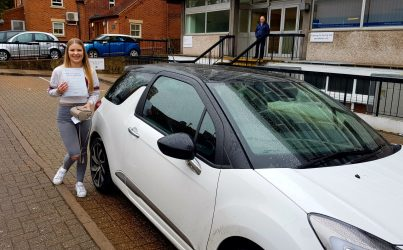 driving lessons in St Albans - Gemma Wells