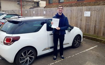 driving lessons in Hemel Hempstead Simon Rickard