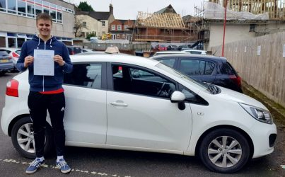 driving lessons in Hemel Hempstead Thomas Hosier