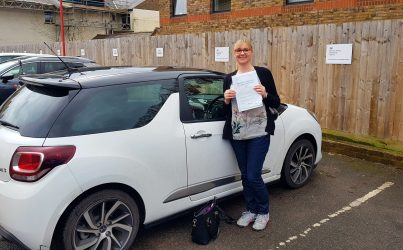 driving lessons in Hemel Hempstead - Zoe Hough