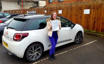 driving lessons in Hemel Hempstead Terri-Ann Ellis