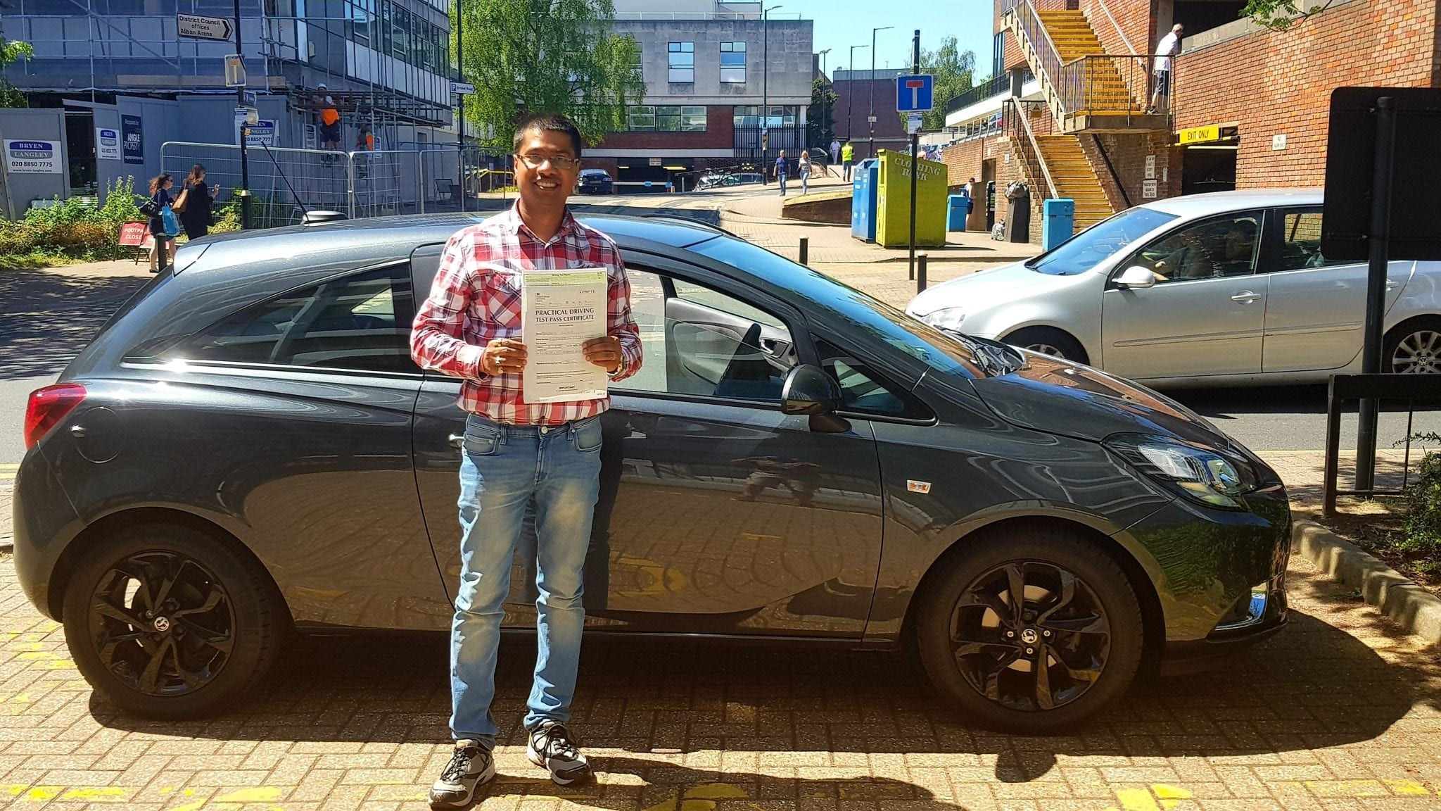 driving lessons in Hemel Hempstead Abhishek Verma