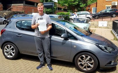 driving lessons in st albans aiden munden