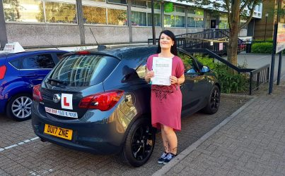 driving lessons in hemel hempstead ellie traxon