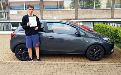 driving lessons in Hemel Hempstead Liam McEwan