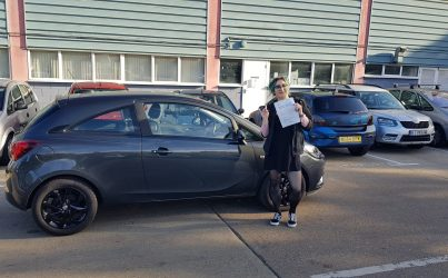 driving lessons in hemel hempstead rebecca fields