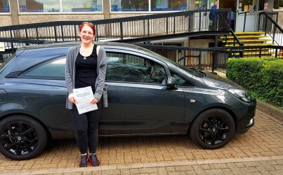 driving lessons in Hemel Hempstead Samantha Corr
