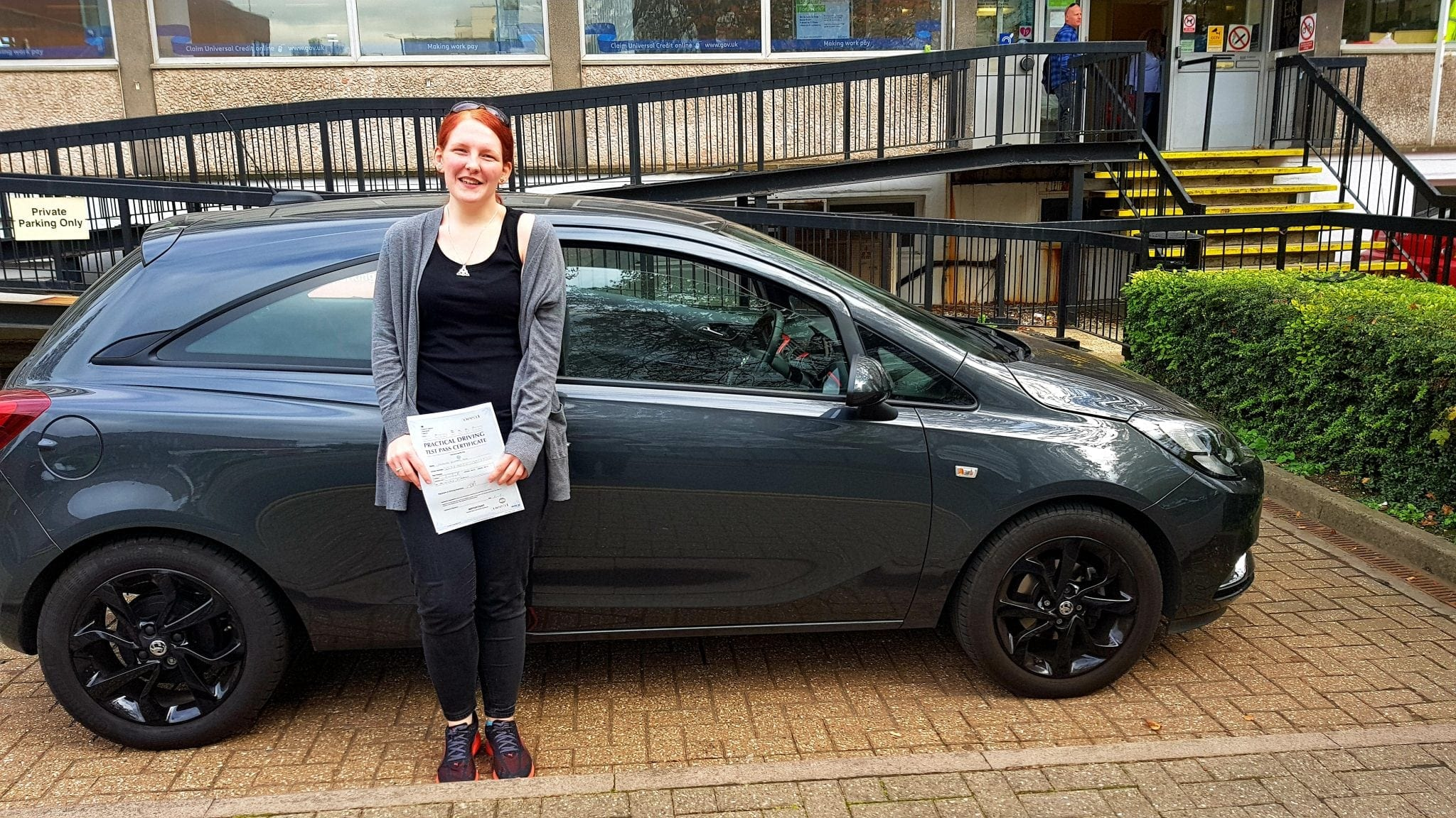 driving lessons in Hemel Hempstead Samantha Corr