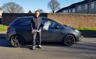 Driving lessons in Hemel Hempstead Elmo Cueva